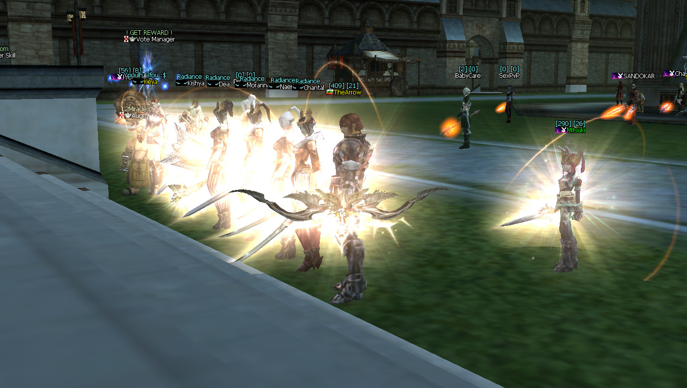 Lineage 2 Miracle 5000x | Interlude | PvP Server